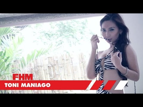 Toni Rose Maniago - October 2010 FHM Girlfriend Of The Month