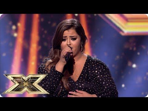 Scarlett Lee in Semi-Final sing-off | Live Shows Week 6 | X Factor UK 2018
