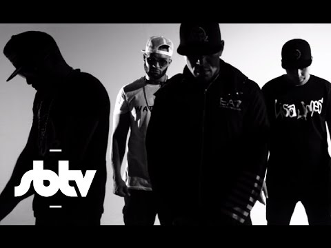 Harry Shotta, Skibadee, Eksman, Dreps, Grima & Azza | DNB Art Form [Music Video]: SBTV