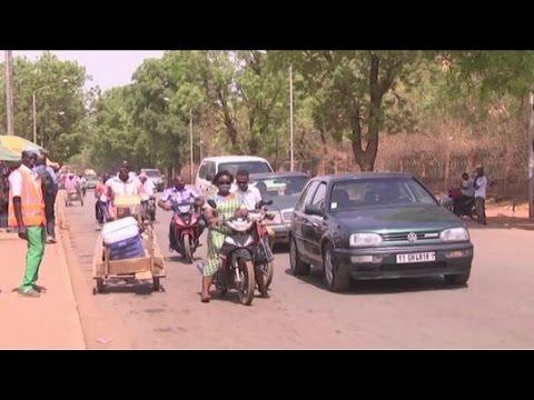 Burkina faso, Revendications du personnel des services de santé