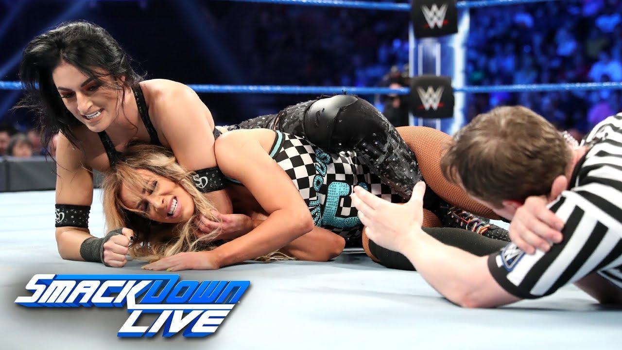 Carmella vs. Sonya Deville: SmackDown LIVE, June 11, 2019
