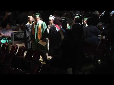 Huguenot High School Graduation 2018 (RPS)