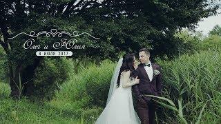 пример свадебного клипа 2017