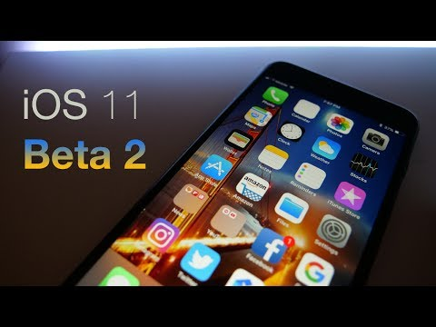 iOS 11 Beta 2 - What's New?