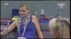 Big Brother 10 Klaus zieht ins Secret Haus ein Cora erkannte ihn sofort :-)