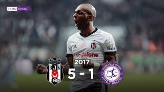 Beşiktaş 5 - 1 Osmanlıspor FK