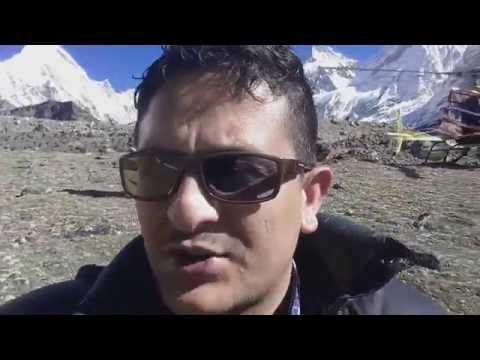 Everest Luxurious charterer tour