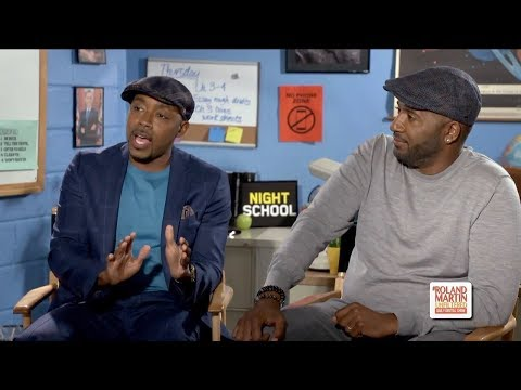 Will Packer, Malcolm D. Lee Talk 'Night School' Starring Tiffany Haddish And Kevin Hart Mp3