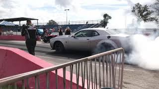 2018 Dodge Demon vs Drag Pack Challenger