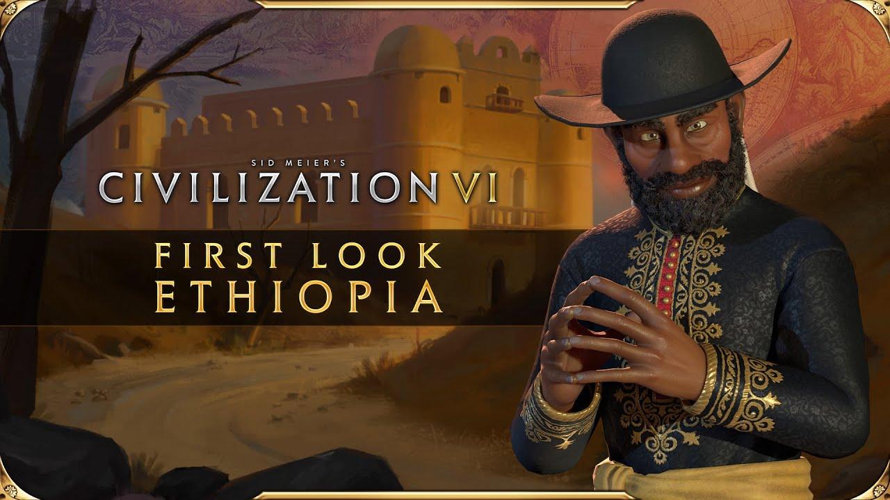 Civilization VI - First Look: Ethiopia | Civilization VI - New Frontier Pass