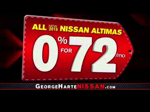 Harte Nissan Red Tag Sales Event   YouTube