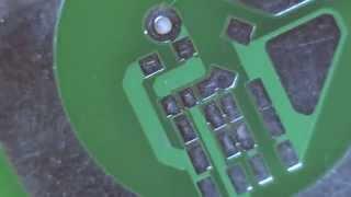видео Подготовка к монтажу печатных плат