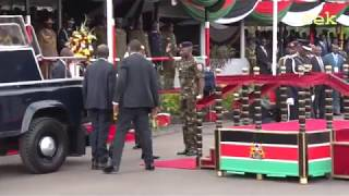 the highly guarded president in africa