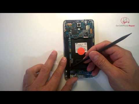 Note 3 Charging Port Replacement