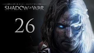 Middle-Earth: Shadow of War - прохождение игры на русском - Захват крепости в Кирит-Унгол [#26]