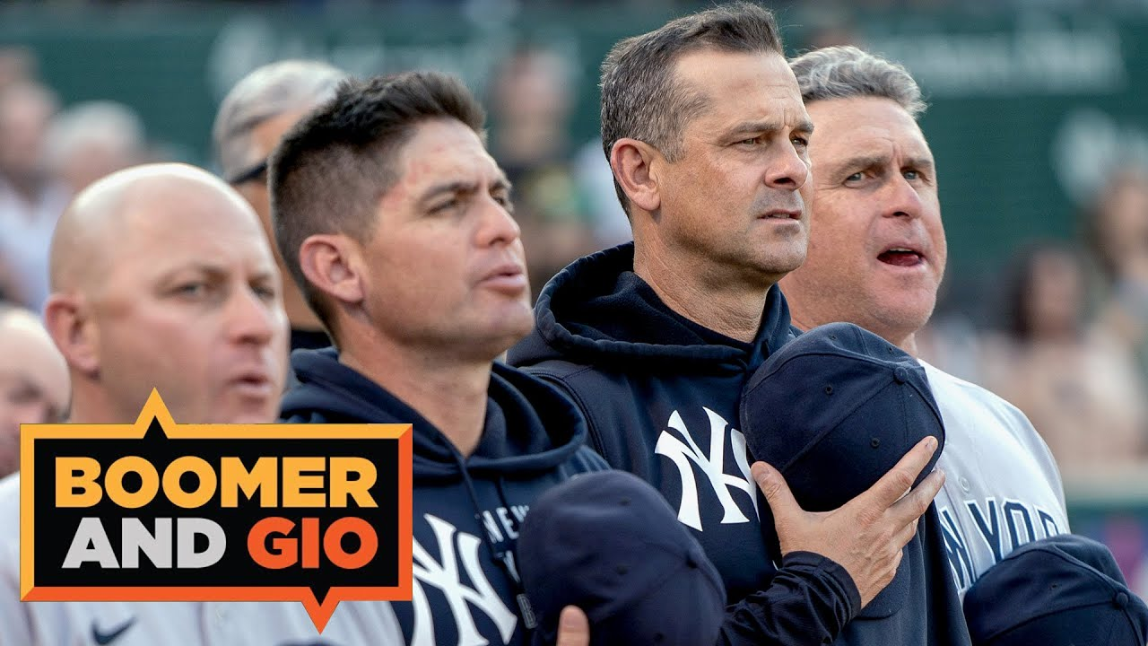 Yankees Make Major Coaching Changes   Boomer and Gio