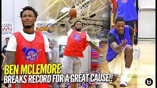 "Ben McLemore ERUPTS For 52 POINTS at Rock Chalk Roundball Classic! ""IT"