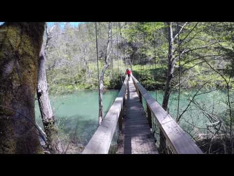 2017 North Fork National Recreation Trail (Full) Hike