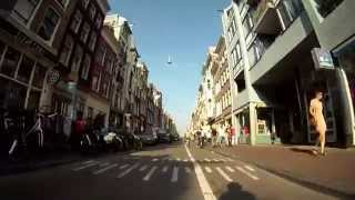 eMicro Amsterdam - faster than a bike! The new way to Park&Ride...