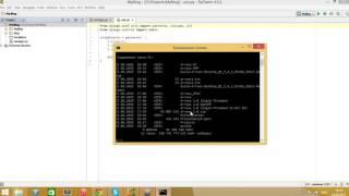 Вебинар на тему Создание первого веб сайта при помощи Python и Django(, 2016-03-14T14:45:36.000Z)