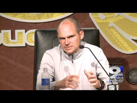 Mark Helfrich Recaps 2014-2015 Season