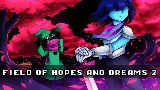 DELTARUNE - Field of Hopes and Dreams Remix 2 [Kamex]
