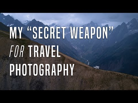 "My ""SECRET WEAPON"" for Travel Photography"