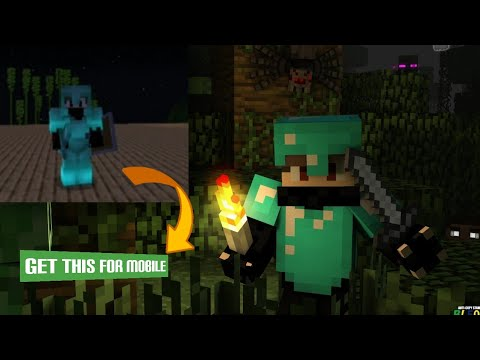Download Chroma Enchantment glint for minecraft (Pe,win10,ps4 and xbox)