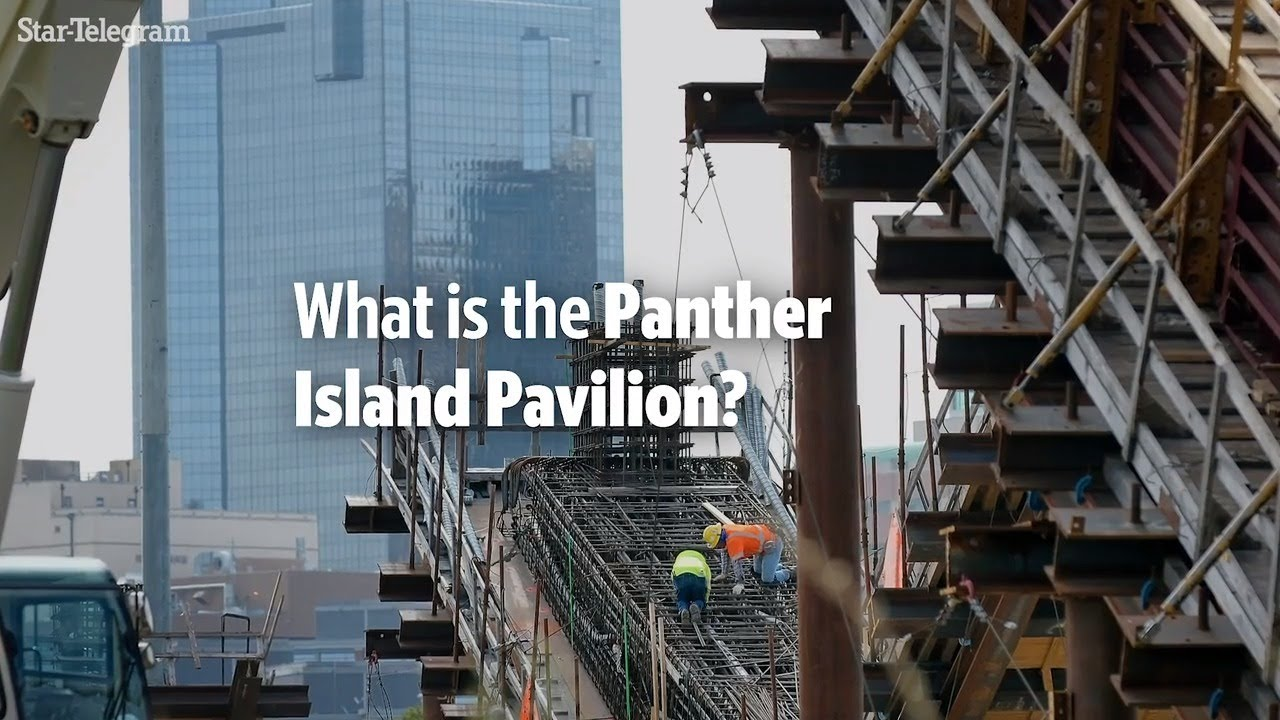 What is Panther Island?