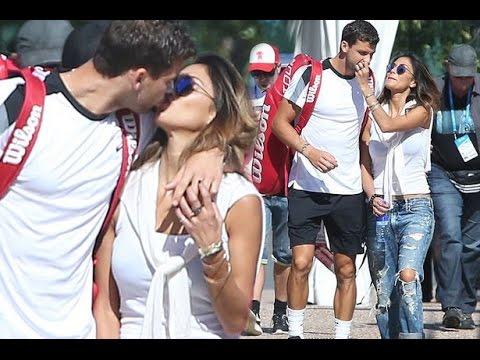 Nicole Scherzinger Confirms Grigor Dimitrov Romance as they Lock Lips pack on PDA