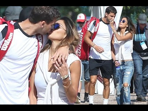 Nicole Scherzinger Confirms Grigor Dimitrov Romance as they Lock Lips pack on PDA