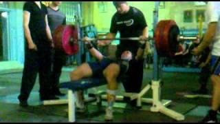 Prokopenko Andrey 75kg, Bench. - 197.5
