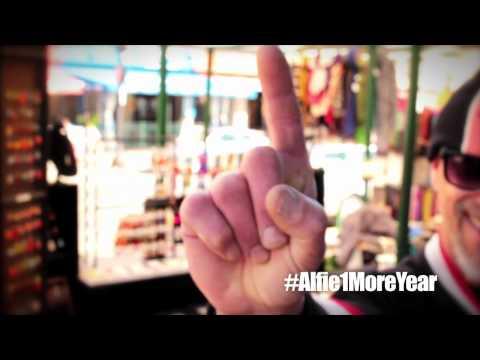 #Alfie1MoreYear