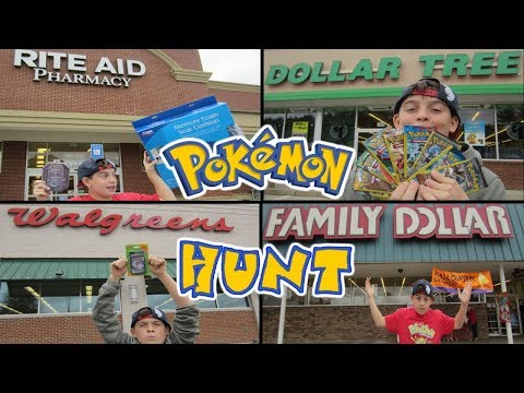 Hunting Pokemon at Small Stores / Colin gets Lower Braces