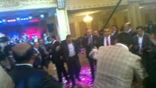 Азербайджанская свадьба в Москве с Татлысесем(Шамкирская свадьба.Я сам снимаю.Поёт Ибрагим Татлысес.http://www.youtube.com/watch?v=wksTrkbOxnQ продолжение., 2010-10-22T12:14:14.000Z)