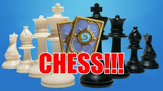 LETS PLAY BOBBY FISHCER IN CHESS!!! - HEARTHSTONE CHESS MASTER!!! - STREAM/GAMEPLAY