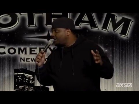 Aries Spears - Stand Up Comedy - Live   Gotham Comedy Club