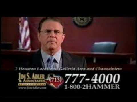 Jim Adler - Helping Injured Texans - 18 wheeler - YouTube