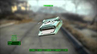 How to get more Gears, Screws,  and Springs! Fallout 4 Resources!