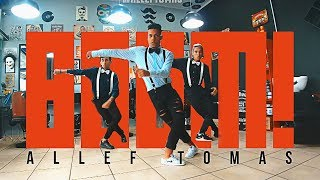 BOOM - Tiësto ft Gucci Mane Dance | Allef Tomas Choreography | FREESTEP