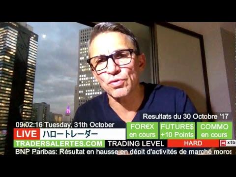 Hello Traders Emission du 31 Octobre 17