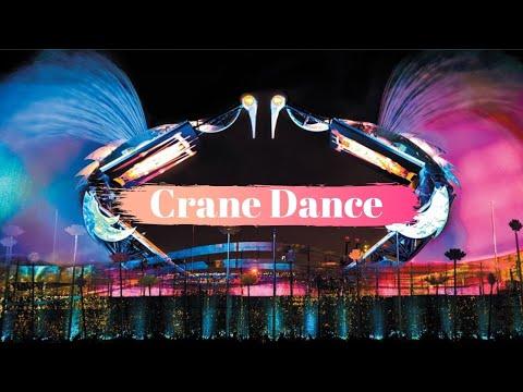 Crane Dance   Resorts World Sentosa Singapore