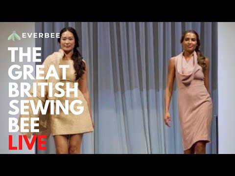 Great British Sewing Bee Live : Vogue Patterns Fashion Show ...