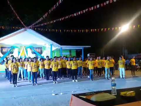 OUR LADY ACADEMY'S NIGHT-RONDA TOWN FIESTA 2017