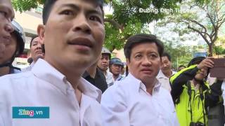Dân quận 1 phản ứng khi bị dỡ mái che vỉa hè   Đô thị   Zing vn