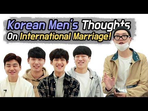 Korean Men Don't Marry Foreign Women?