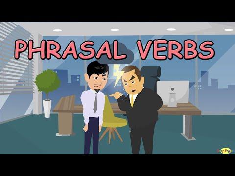 Phrasal Verbs Conversation