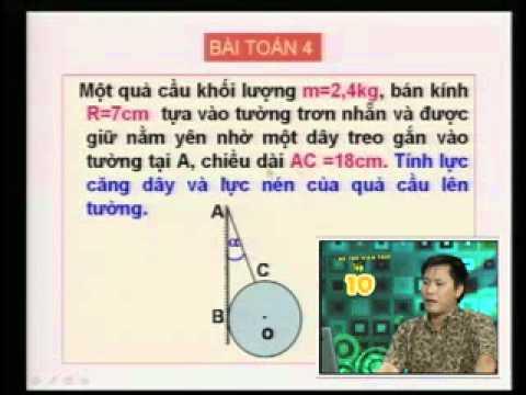 Video Bài Giảng Bổ trợ kiến thức môn Vật Lý lớp 10   Đài Truyền Hình HTV4 2