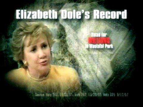 Elizabeth Dole: Really