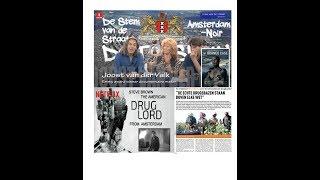 Trailer:' CIA&DEA- War en Drugslords' & Vermoorde Bruinsma&Steve Brown&Joost van der Valk.